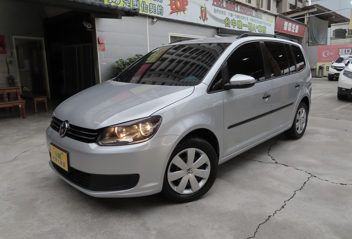 2013 Volkswagen 福斯 Touran