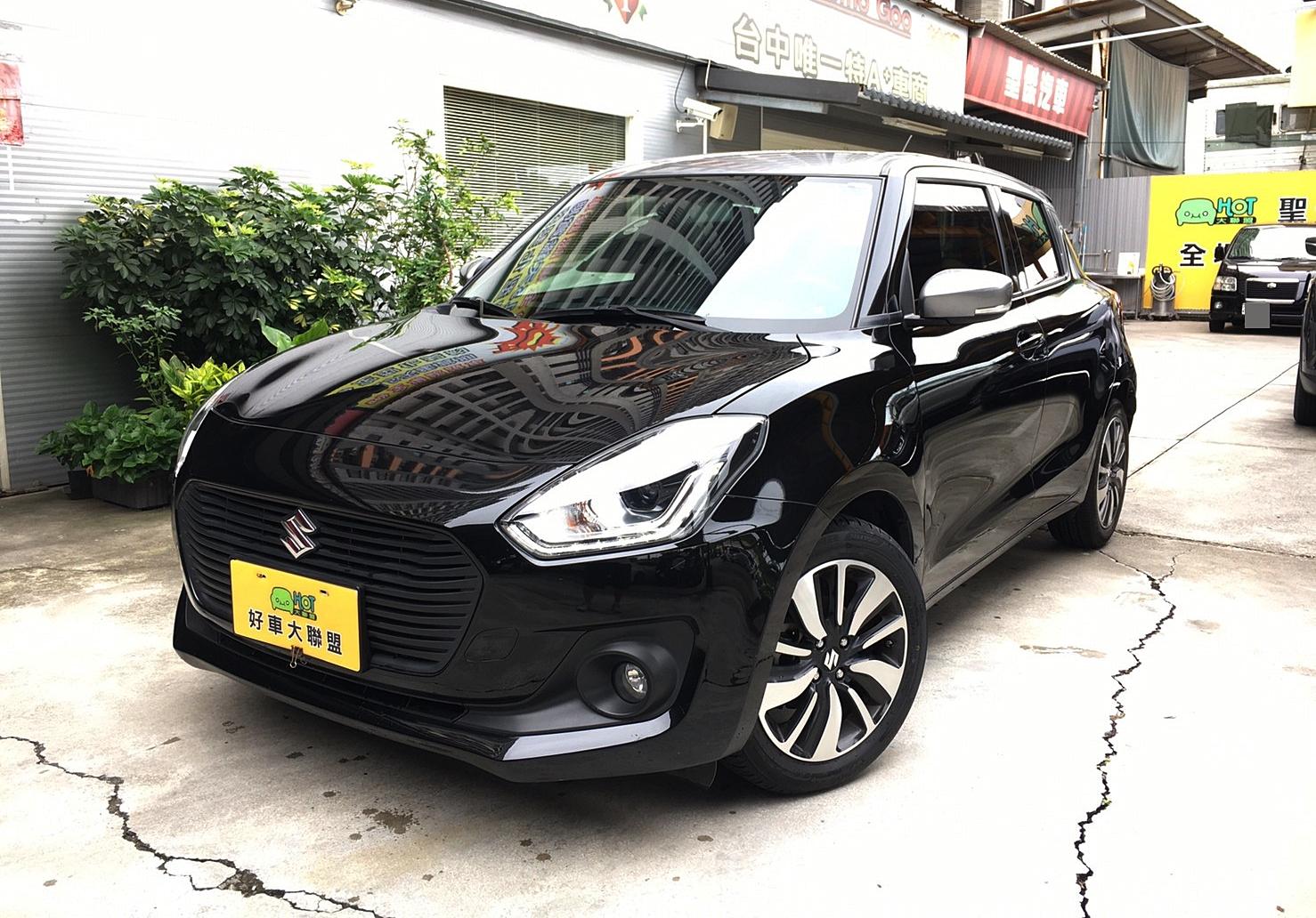 Suzuki 鈴木 2019 Swift