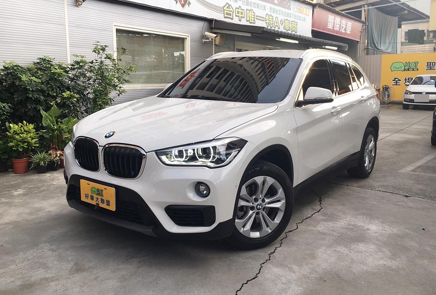 2018 BMW 寶馬 X1