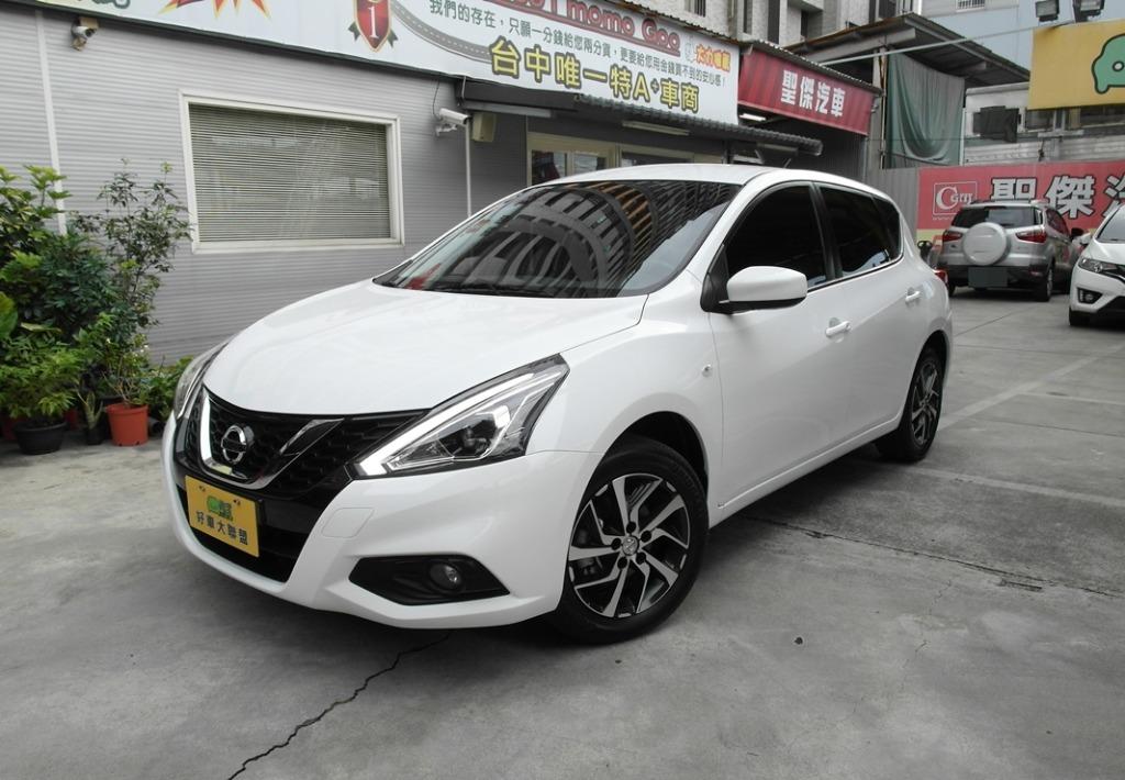 2020 Nissan 日產 Tiida