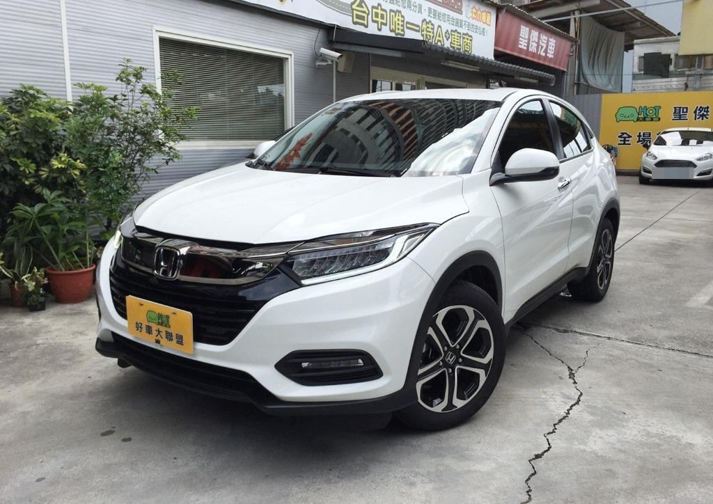 2020 Honda 本田 HR-V