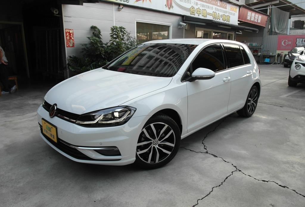 2020 Volkswagen 福斯 Golf