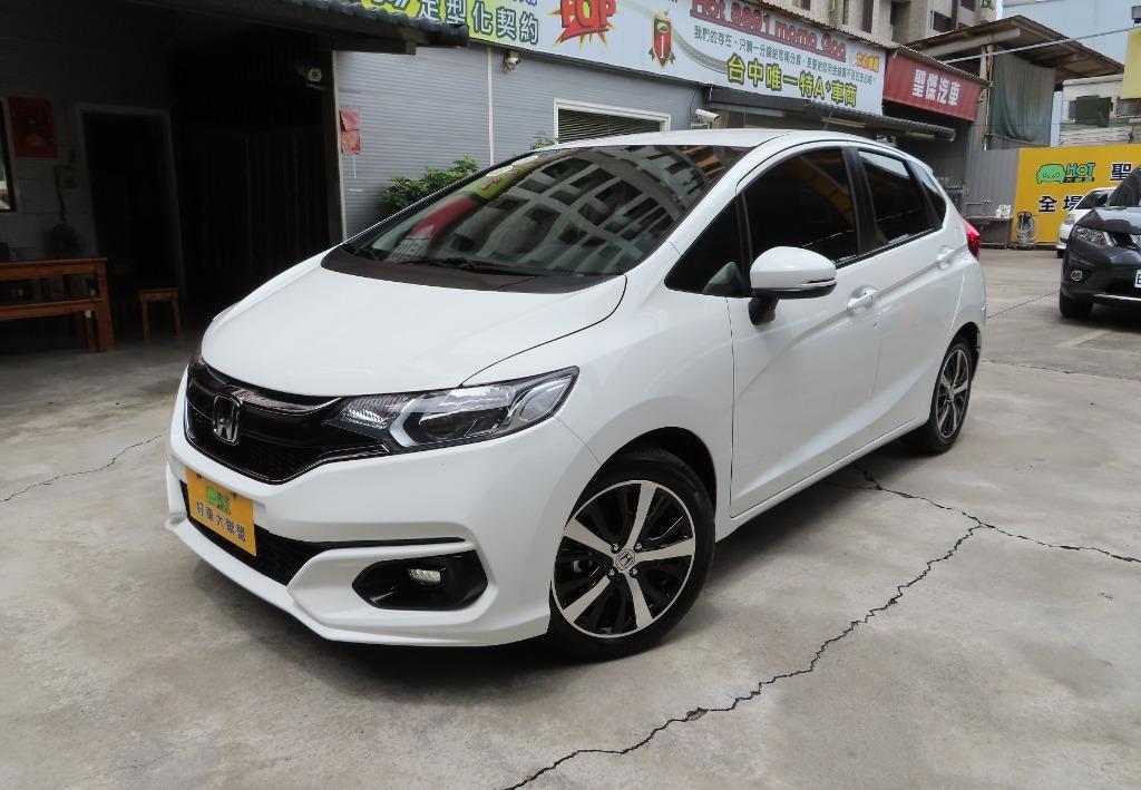2020 Honda 本田 Fit