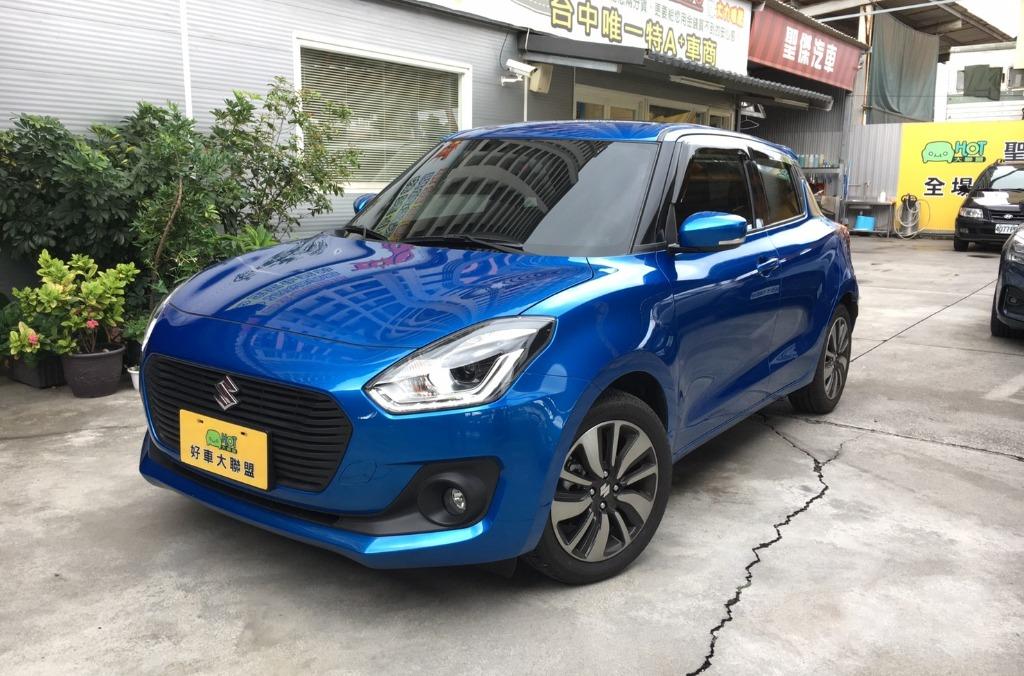 2020 Suzuki 鈴木 Swift
