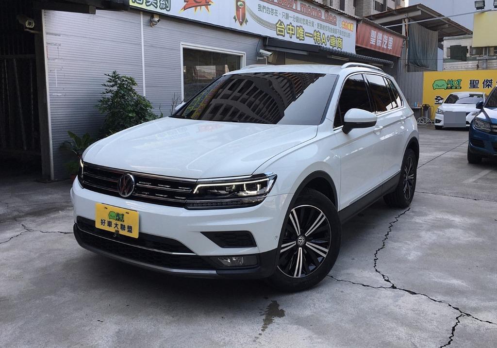 2020 Volkswagen 福斯 Tiguan