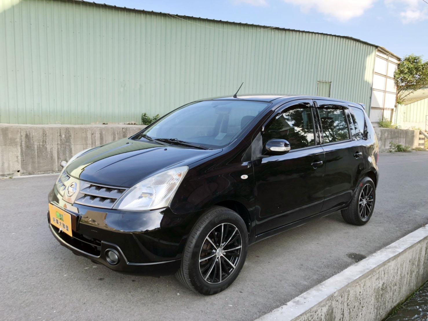 2010 Nissan 日產 Livina