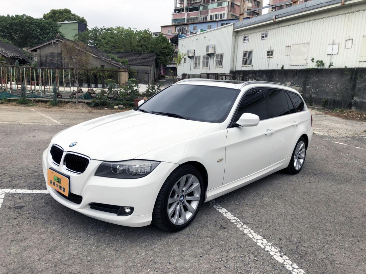 2011 BMW 寶馬 3 series touring