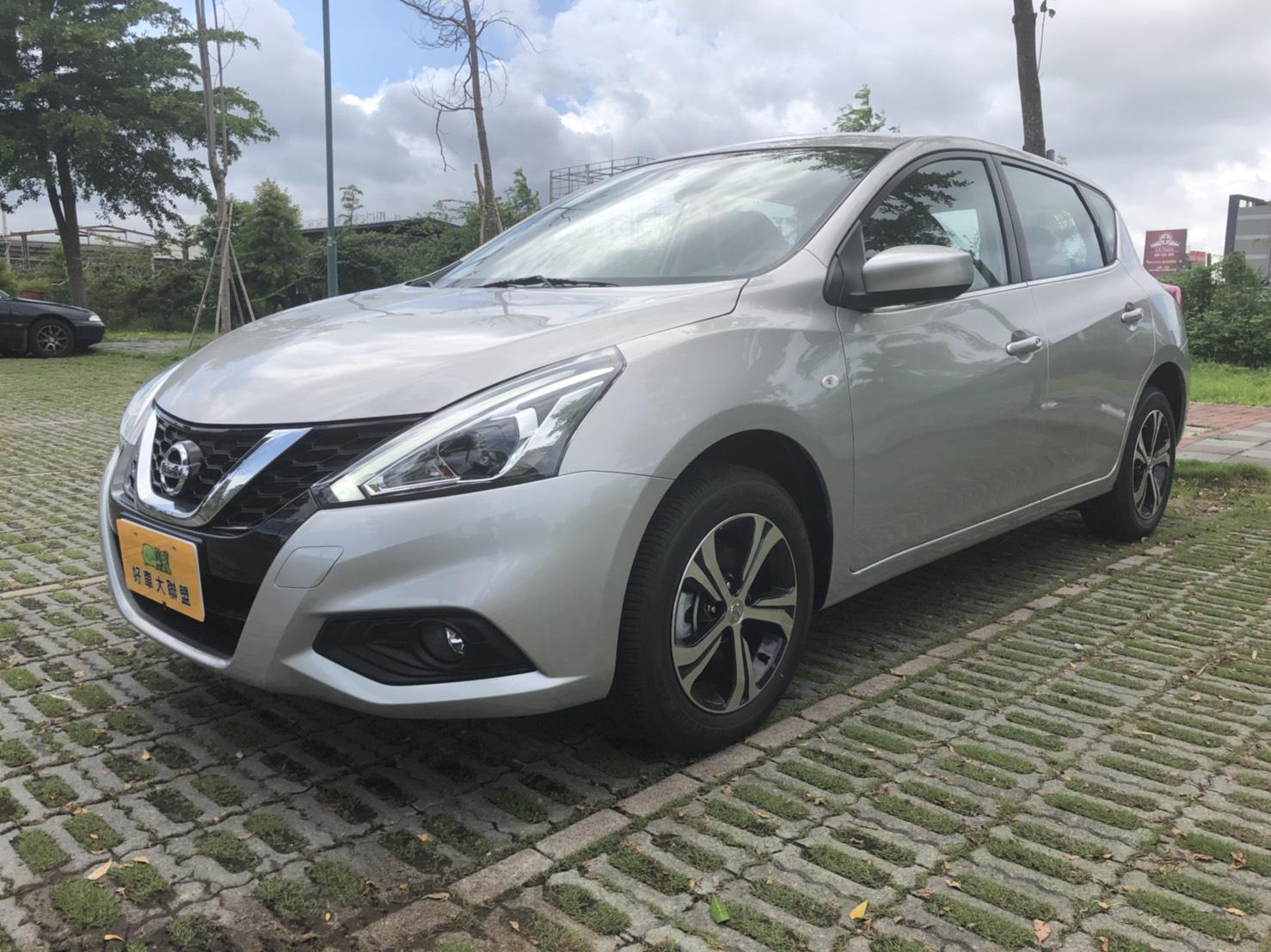 2018 Nissan Tiida