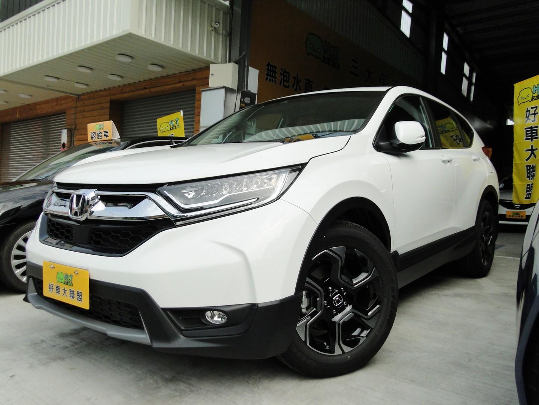 2017 Honda 本田 Cr-v