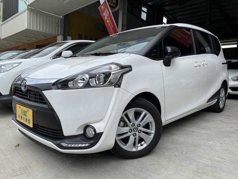 2019 Toyota 豐田 Sienta