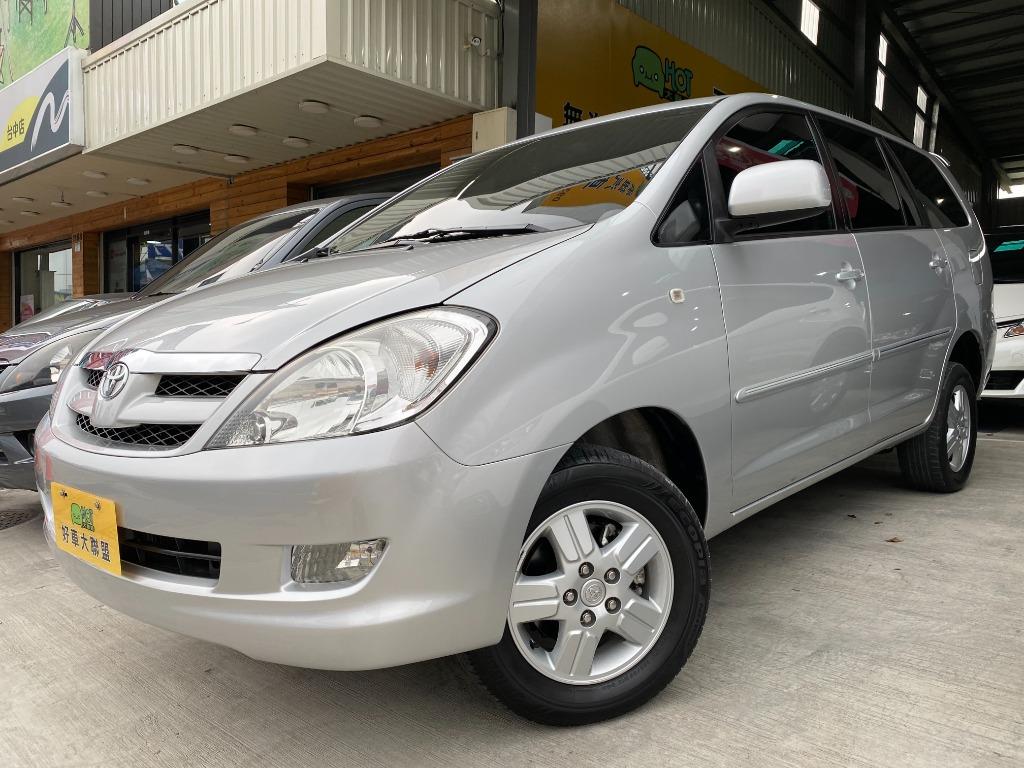 2015 Toyota 豐田 Innova
