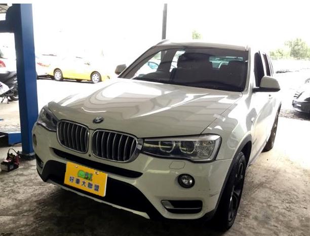 2014 BMW 寶馬 X3