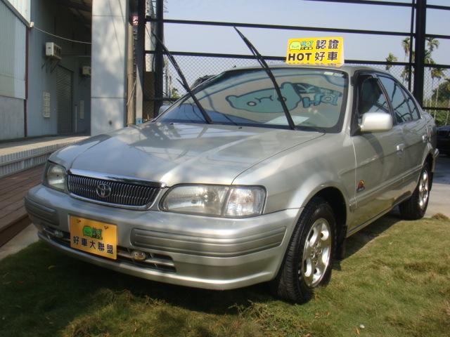 2001 Toyota 豐田 其他