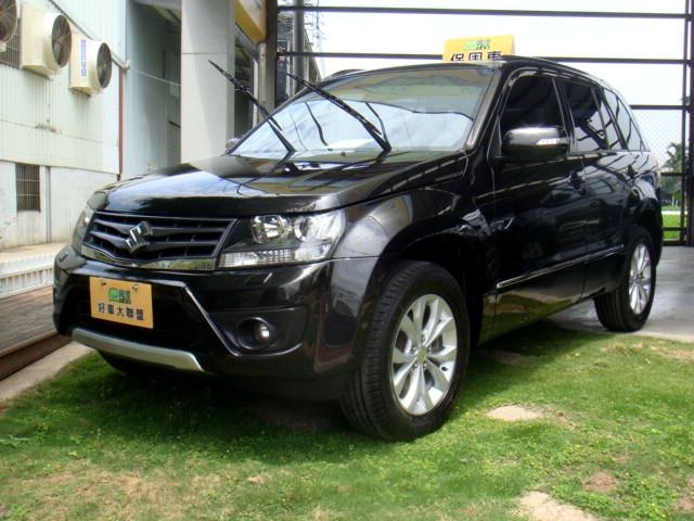 2014 Suzuki 鈴木 Grand vitara jp