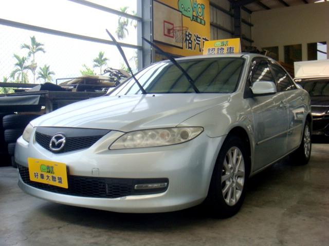2002 Mazda 6