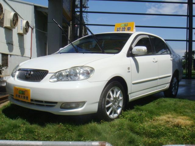 2007 Toyota 豐田 Corolla Altis