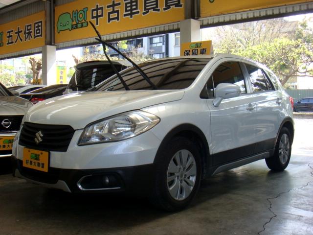 2014 Suzuki 鈴木 Sx4
