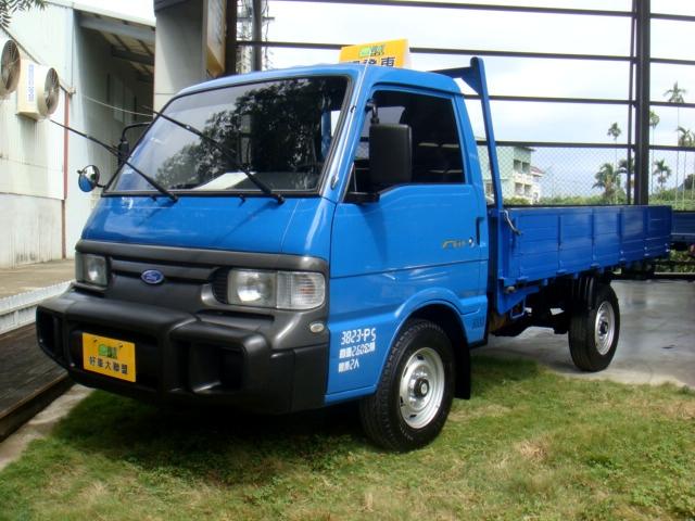 2012 Ford 福特 Econovan