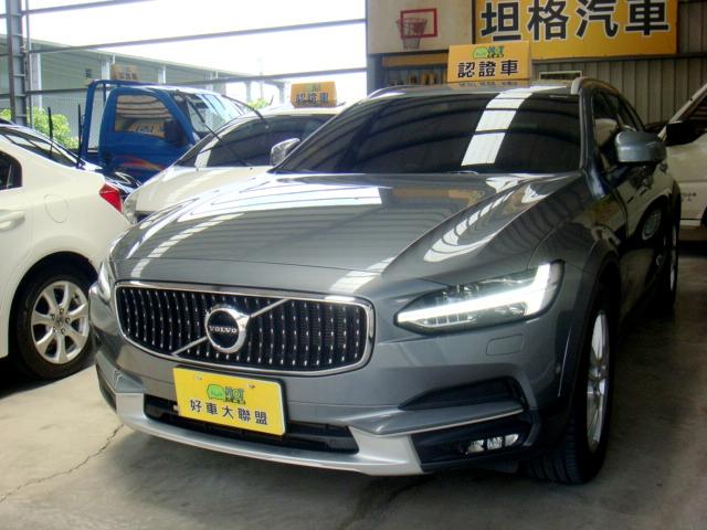 2017 Volvo 富豪 V90
