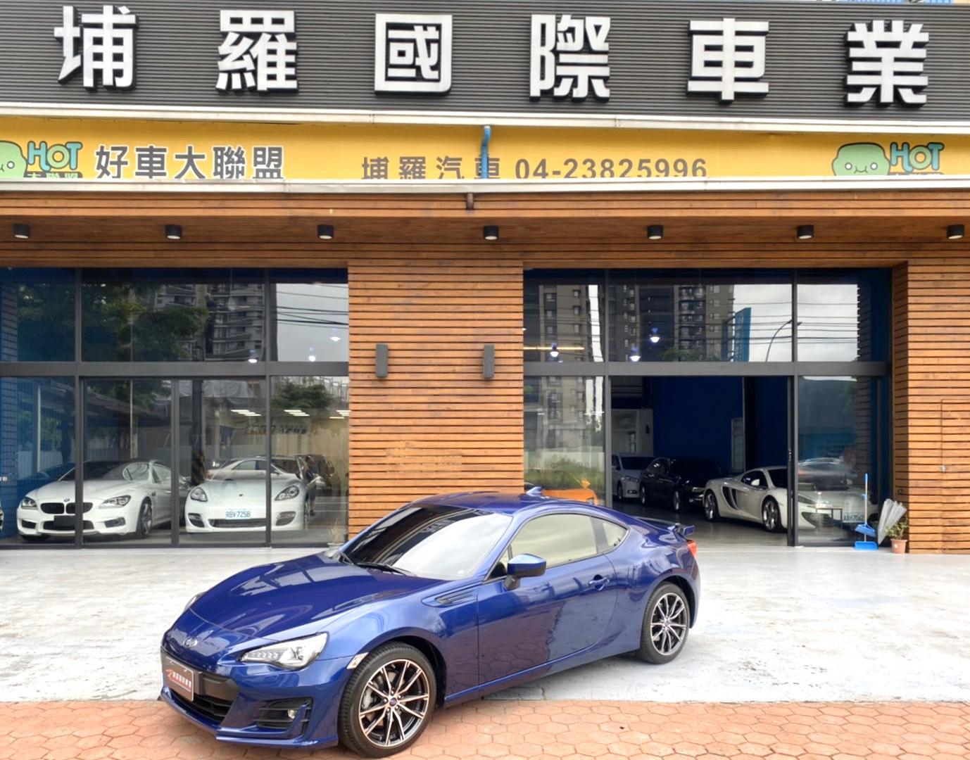 2019 Subaru 速霸陸 BRZ