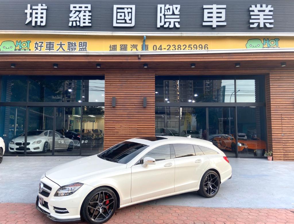 2012 M-Benz 賓士 CLS Shooting Brake