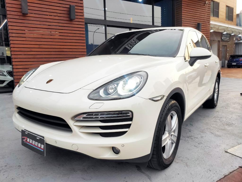 2011 Porsche 保時捷 Cayenne