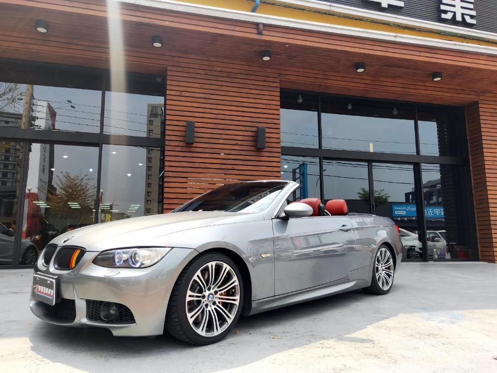 2009 BMW 寶馬 3 Series Convertible