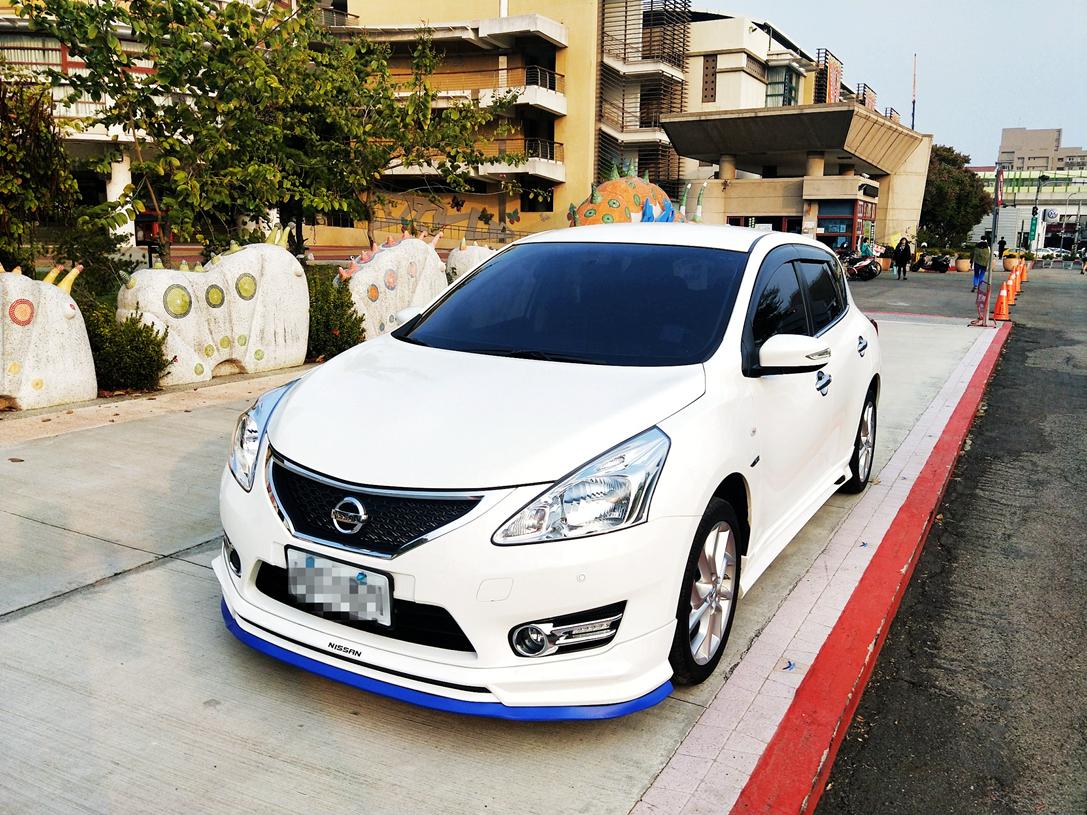 2016 Nissan Tiida