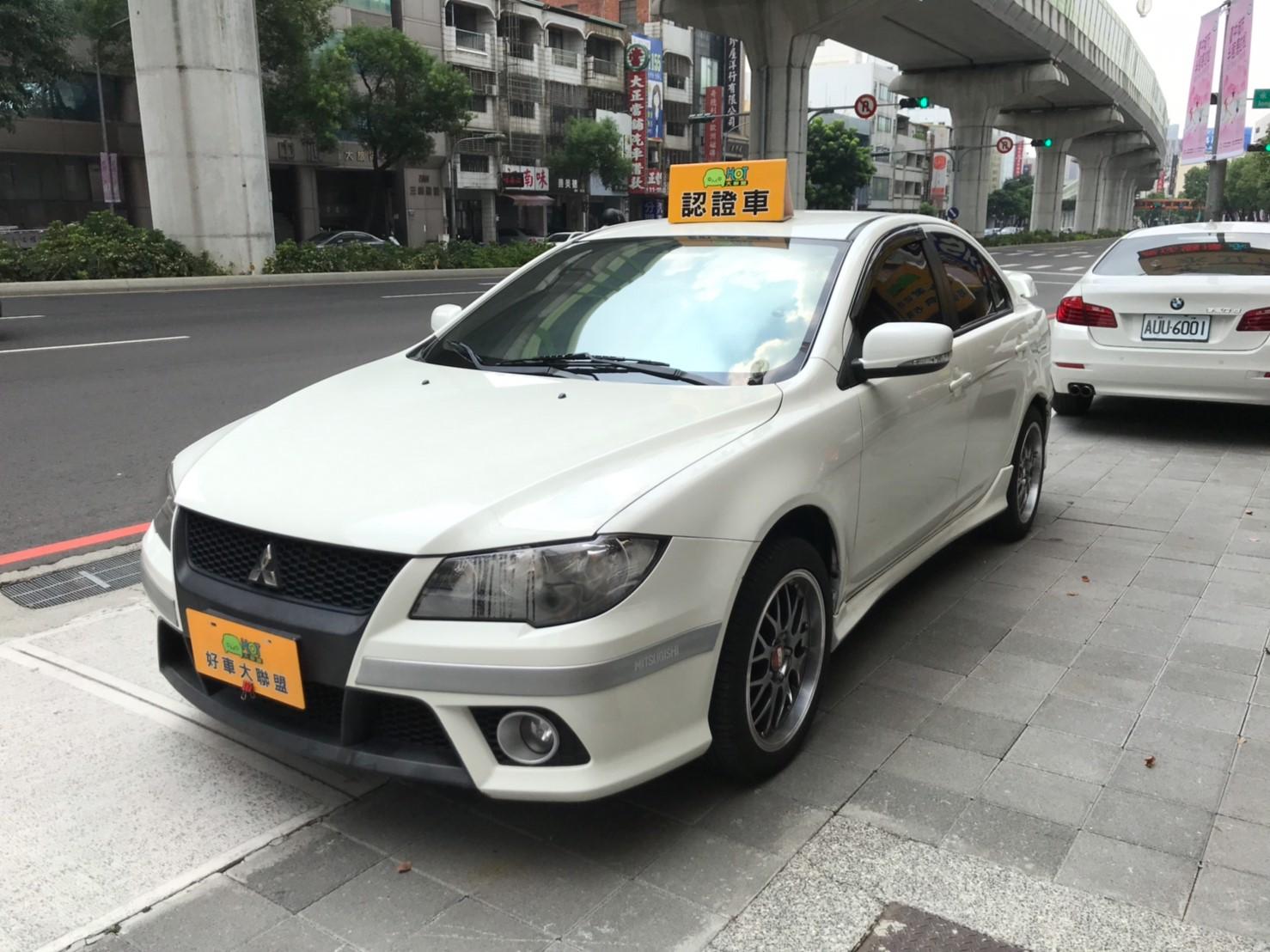 2009 Mitsubishi 三菱 Lancer fortis
