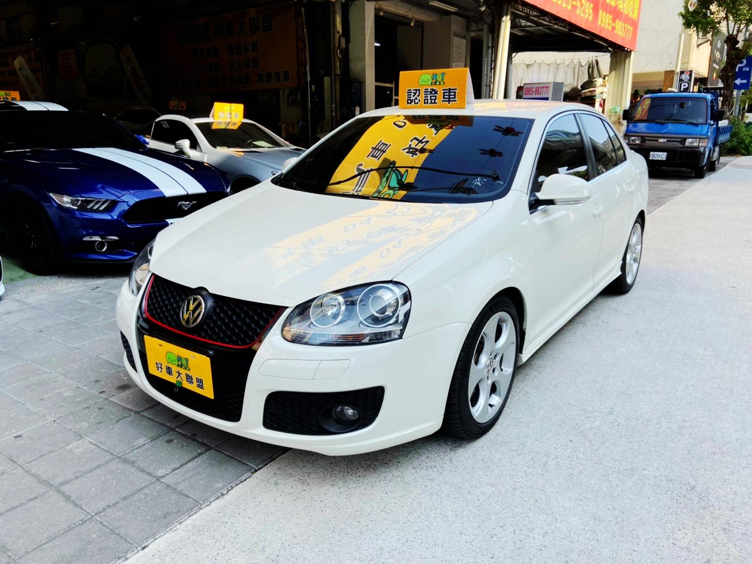 2008 Volkswagen 福斯 Jetta