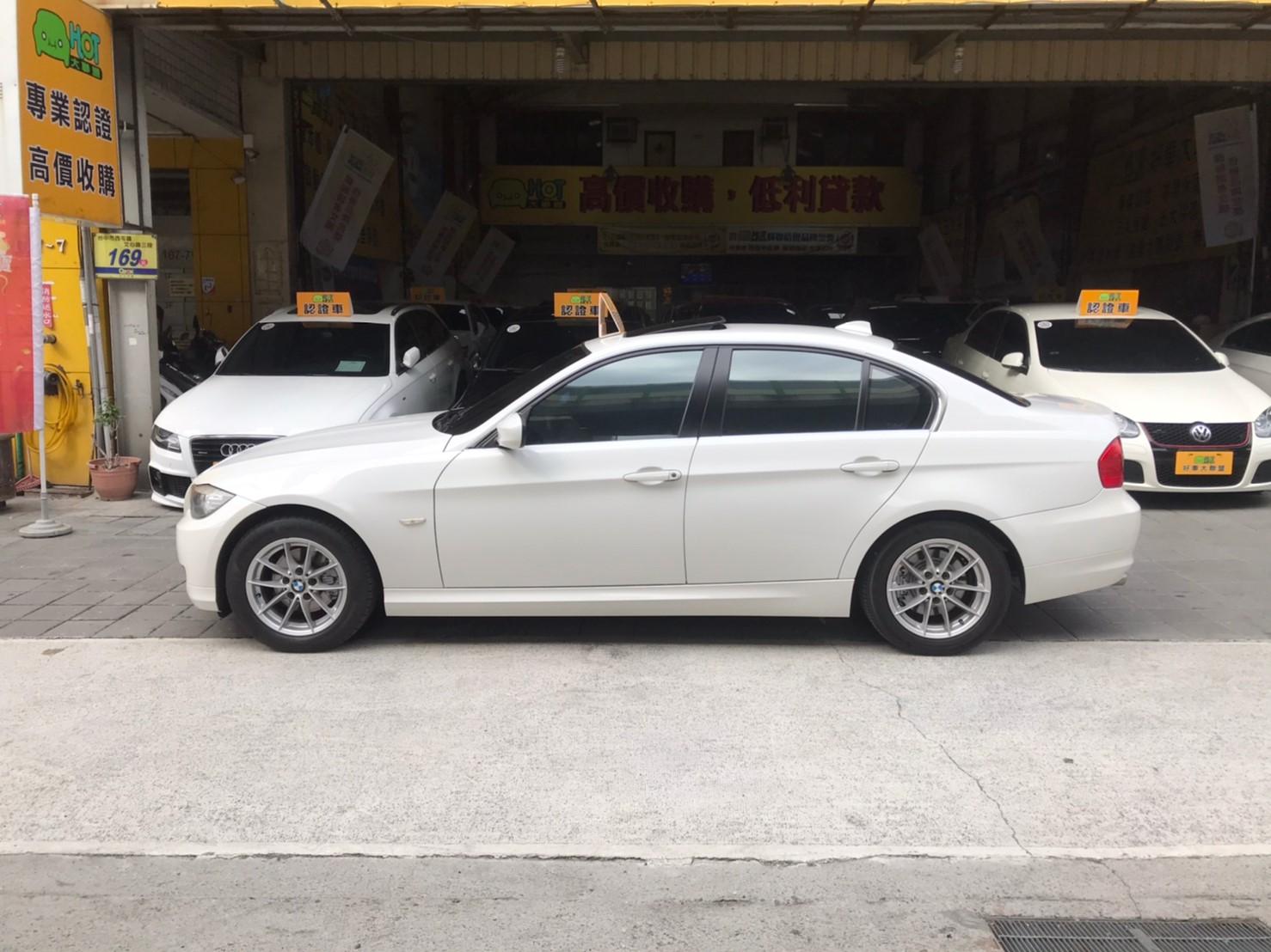 2011 BMW 寶馬 3 series sedan