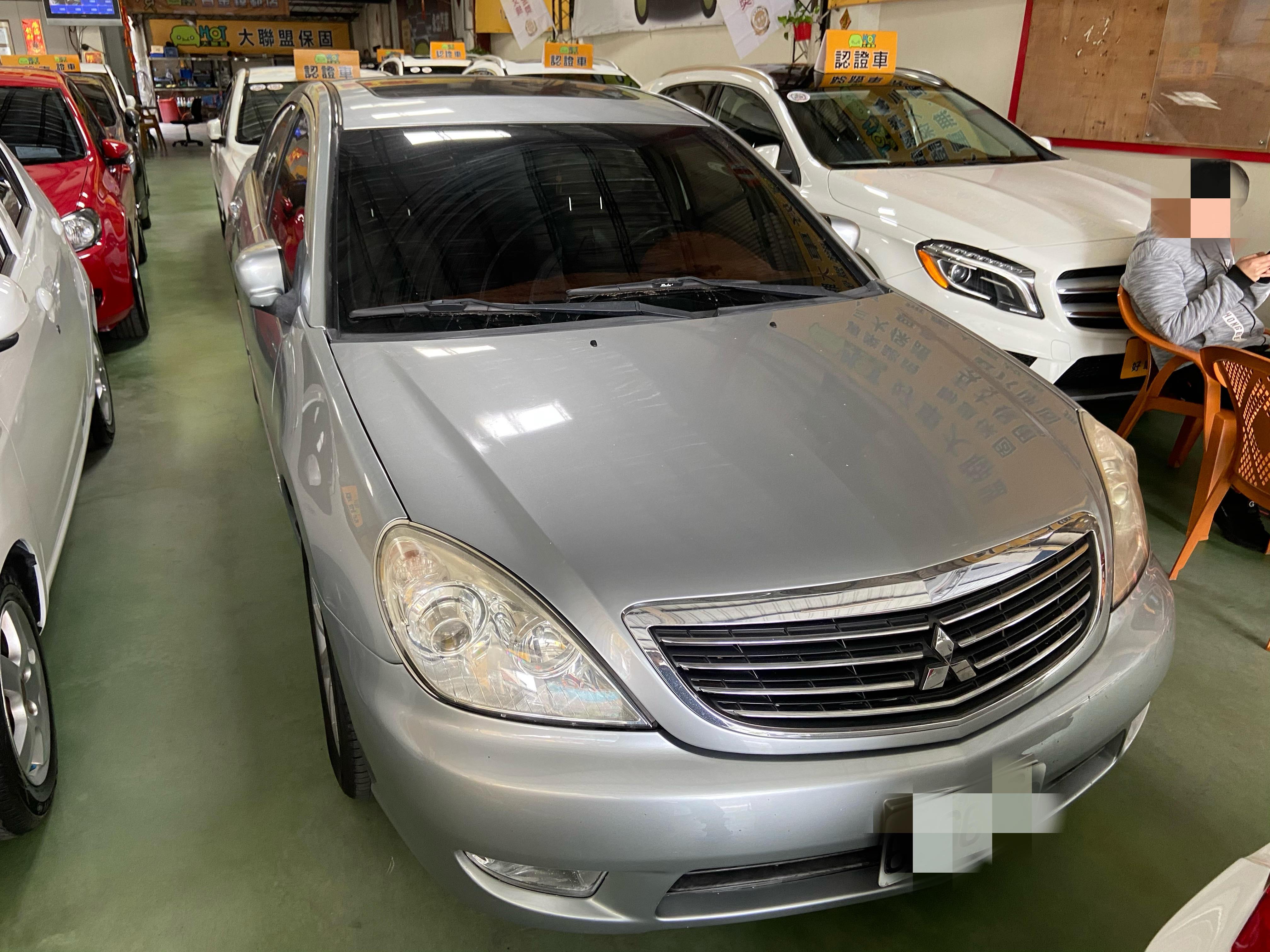 2010 Mitsubishi 三菱 Grunder