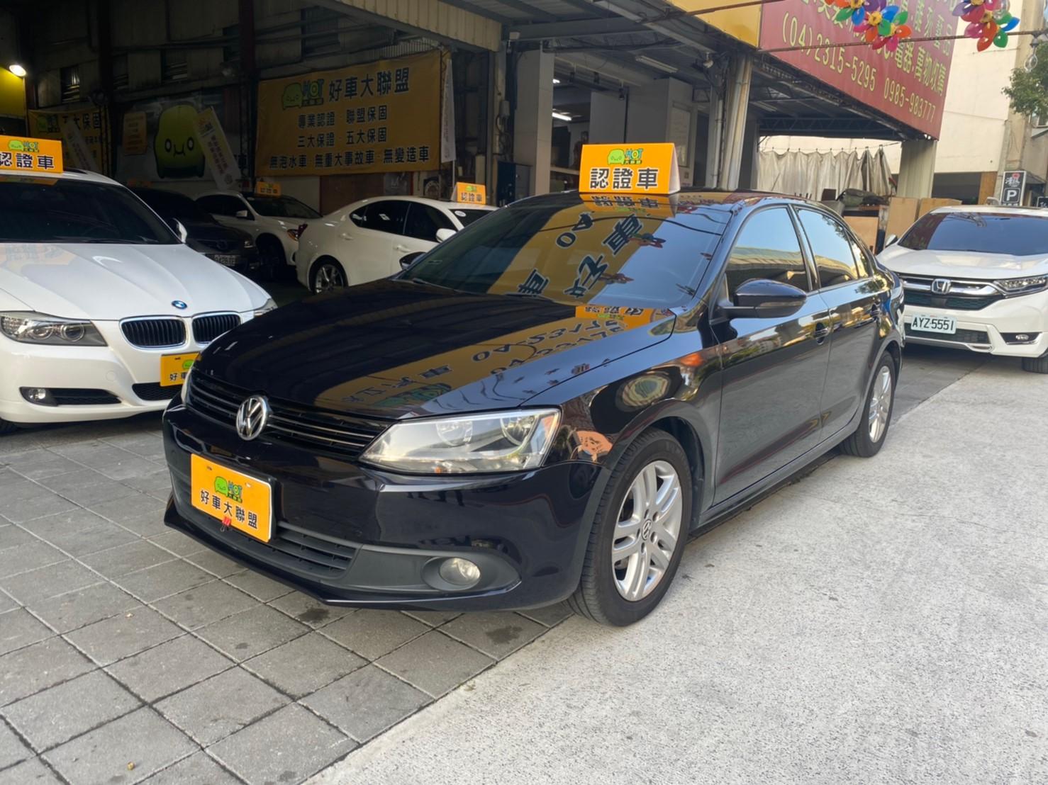 2011 Volkswagen 福斯 Jetta