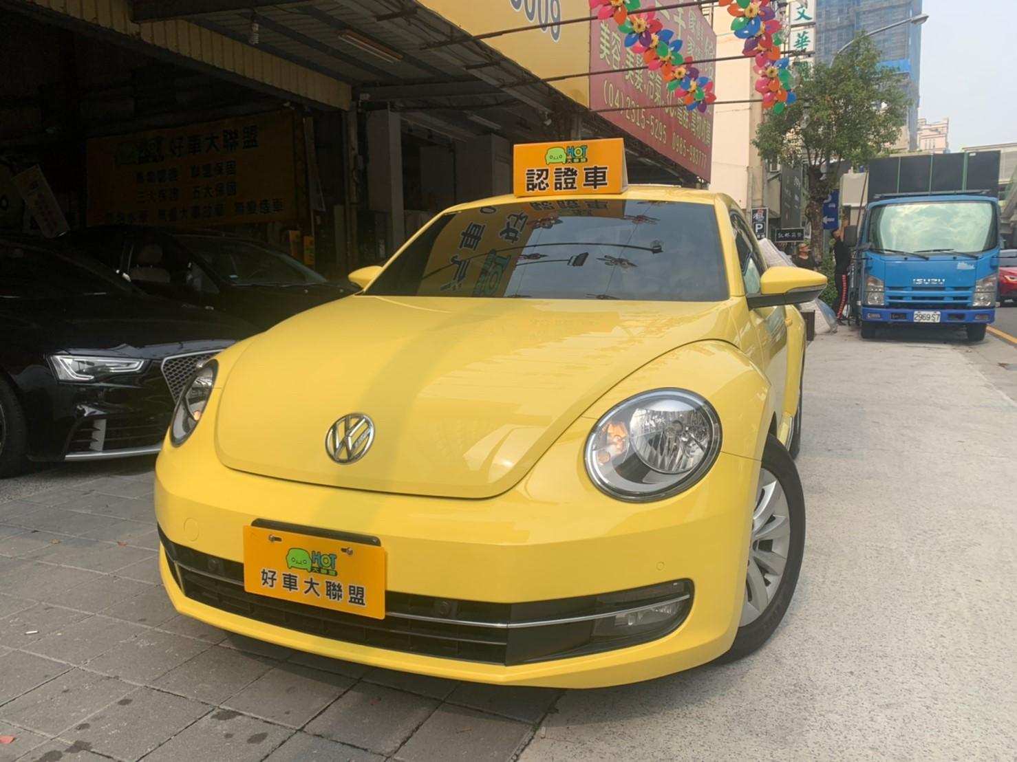 2012 Volkswagen 福斯 Beetle