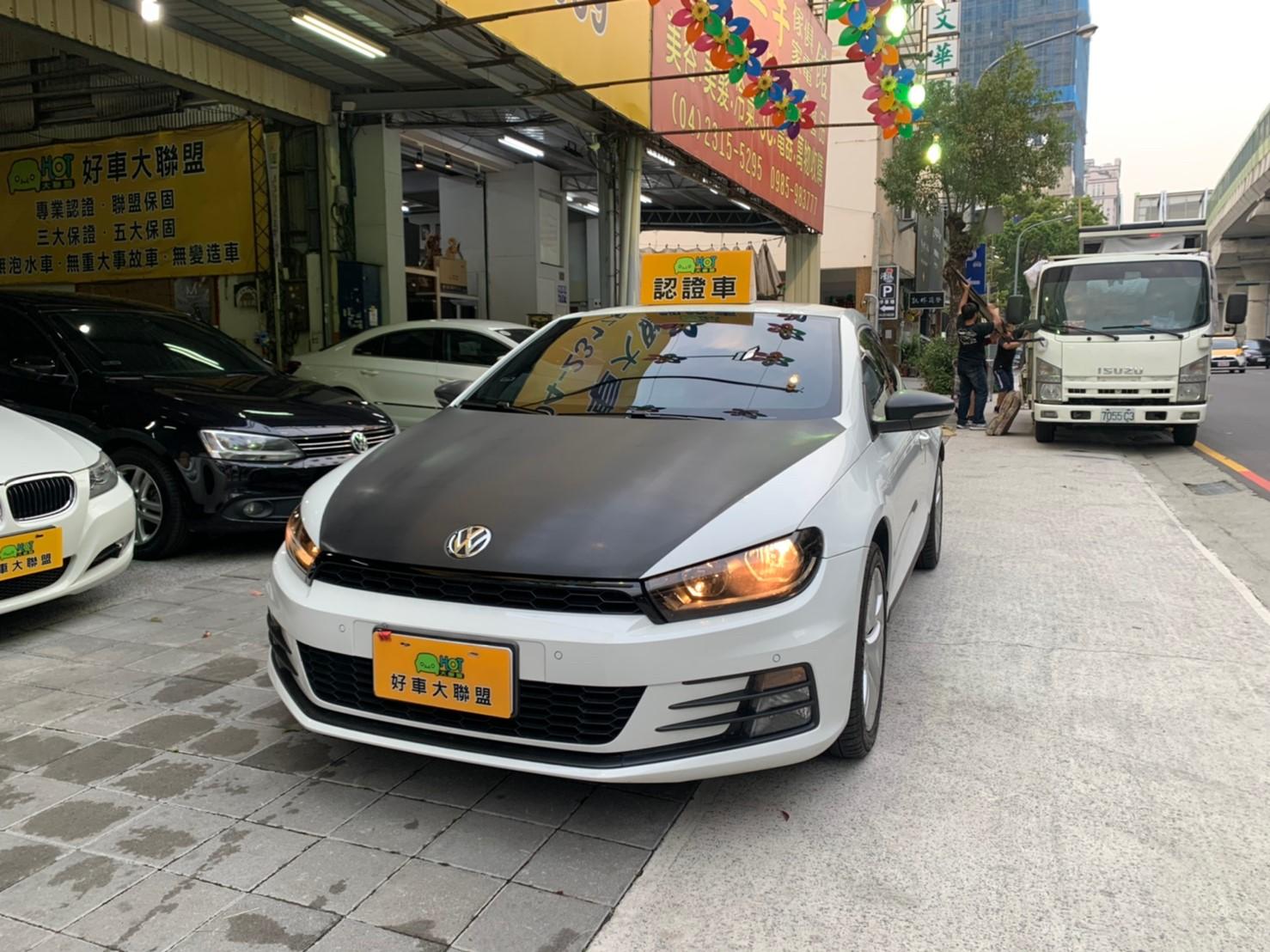 2014 Volkswagen 福斯 Scirocco