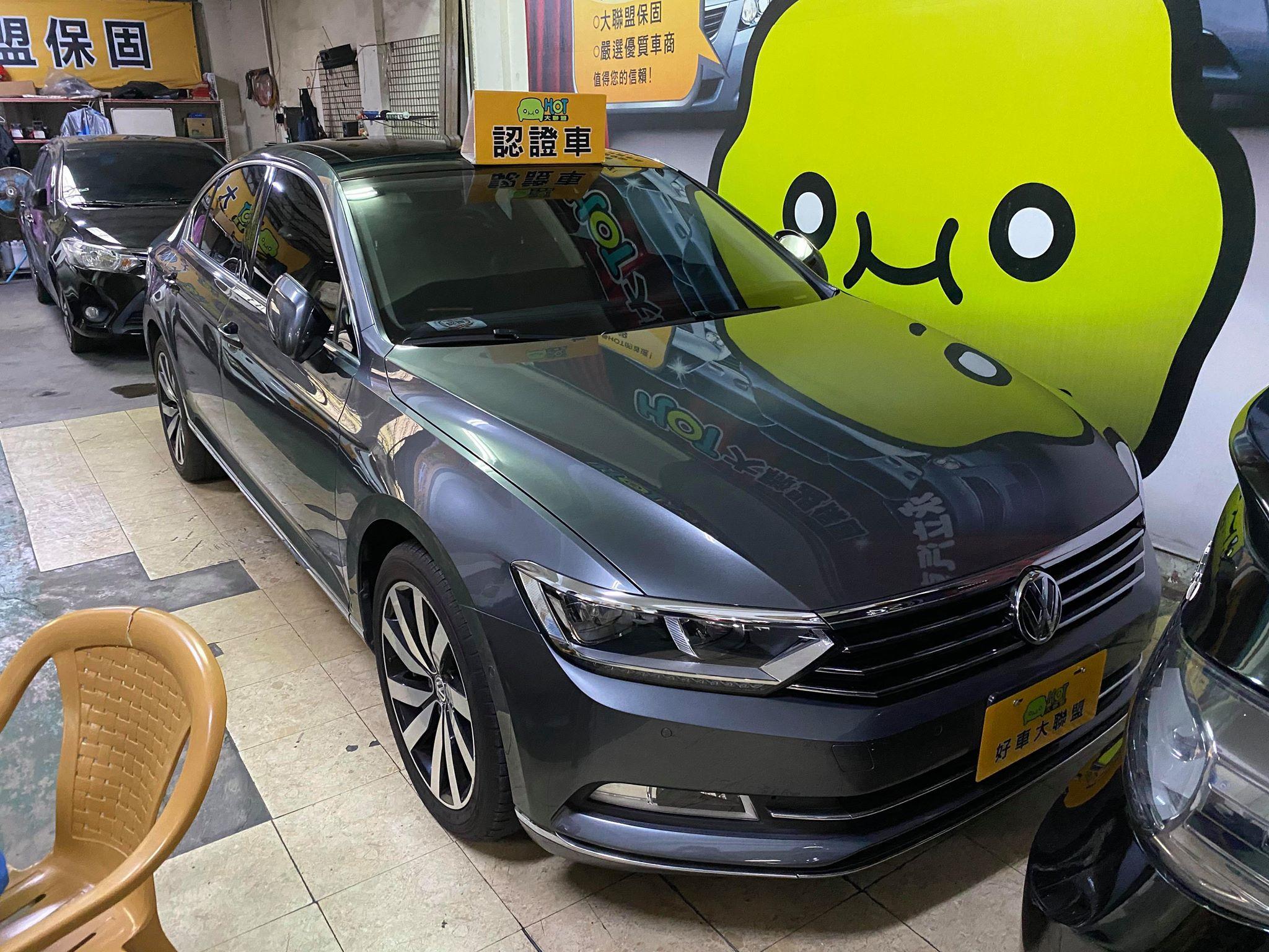 2016 Volkswagen 福斯 Passat