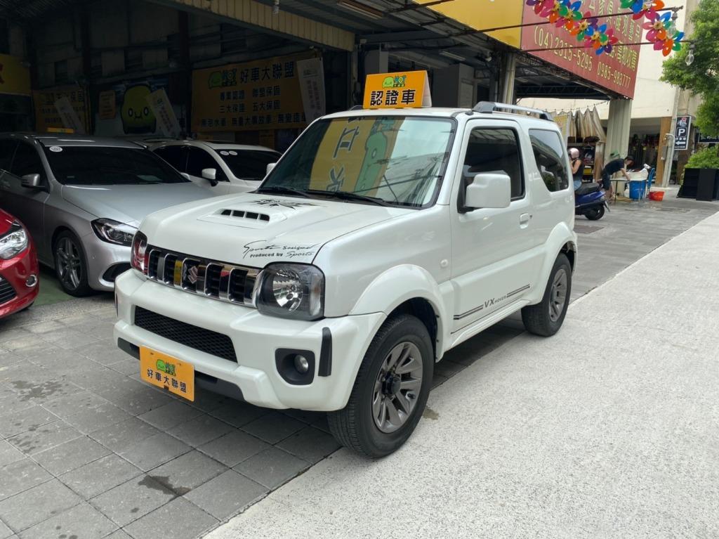 Suzuki 鈴木 2015 Jimny