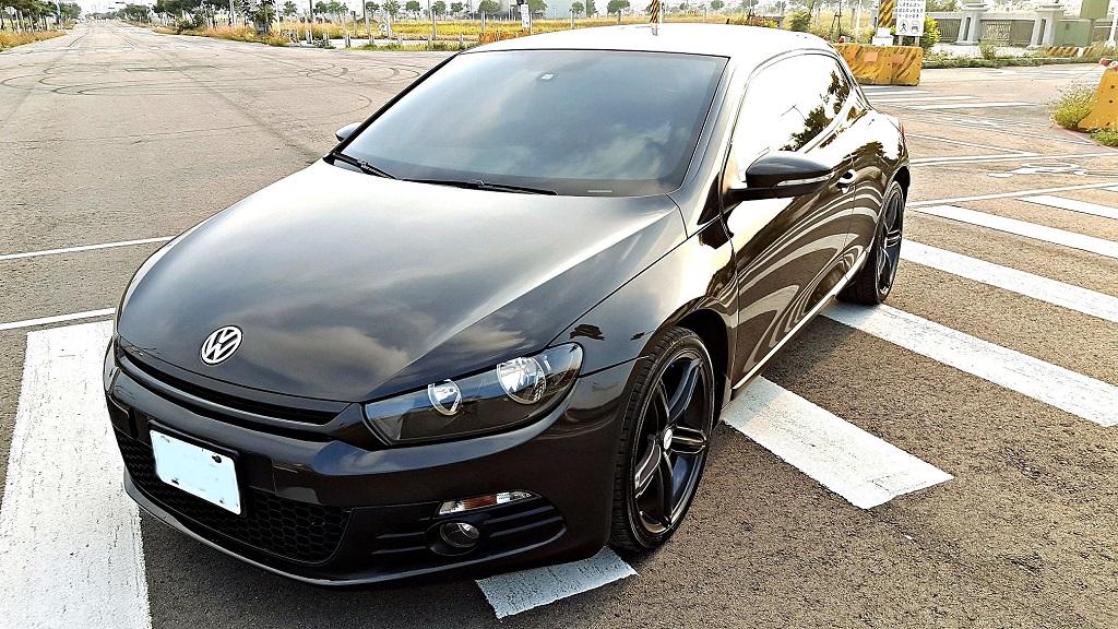 2009 Volkswagen Scirocco