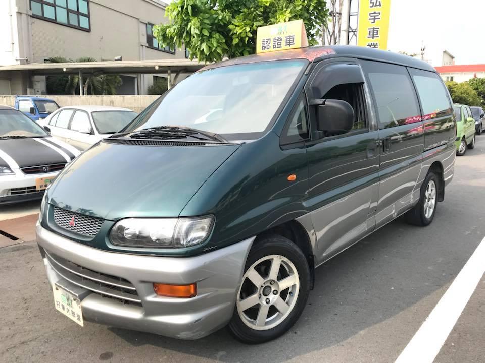1997 Mitsubishi Space gear