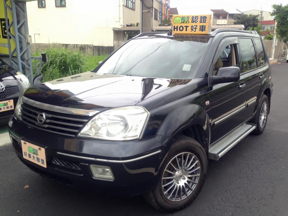 2004 Nissan 日產 X-trail