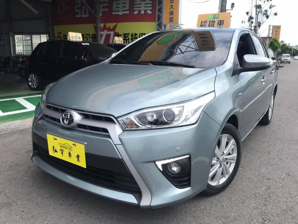 2016 Toyota 豐田 Yaris