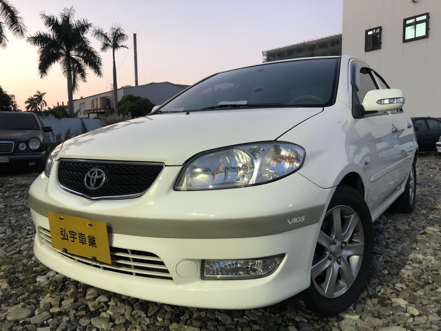 2005 Toyota 豐田 Vios