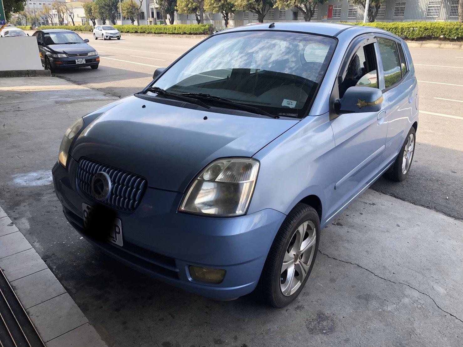2005 Kia 起亞 Euro Star