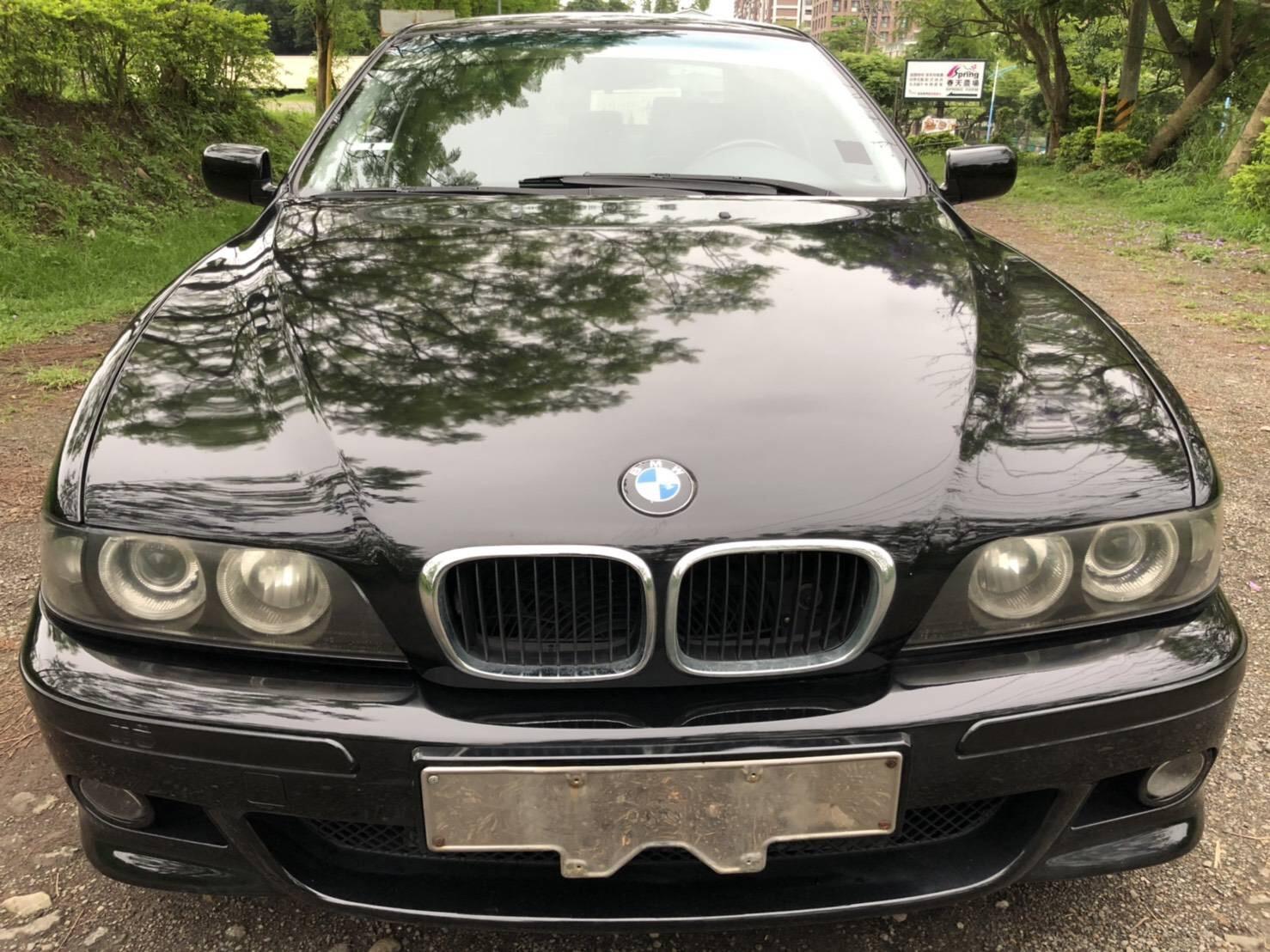 1998 BMW 寶馬 5-series sedan