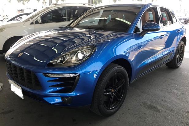 2014 Porsche 保時捷 Macan