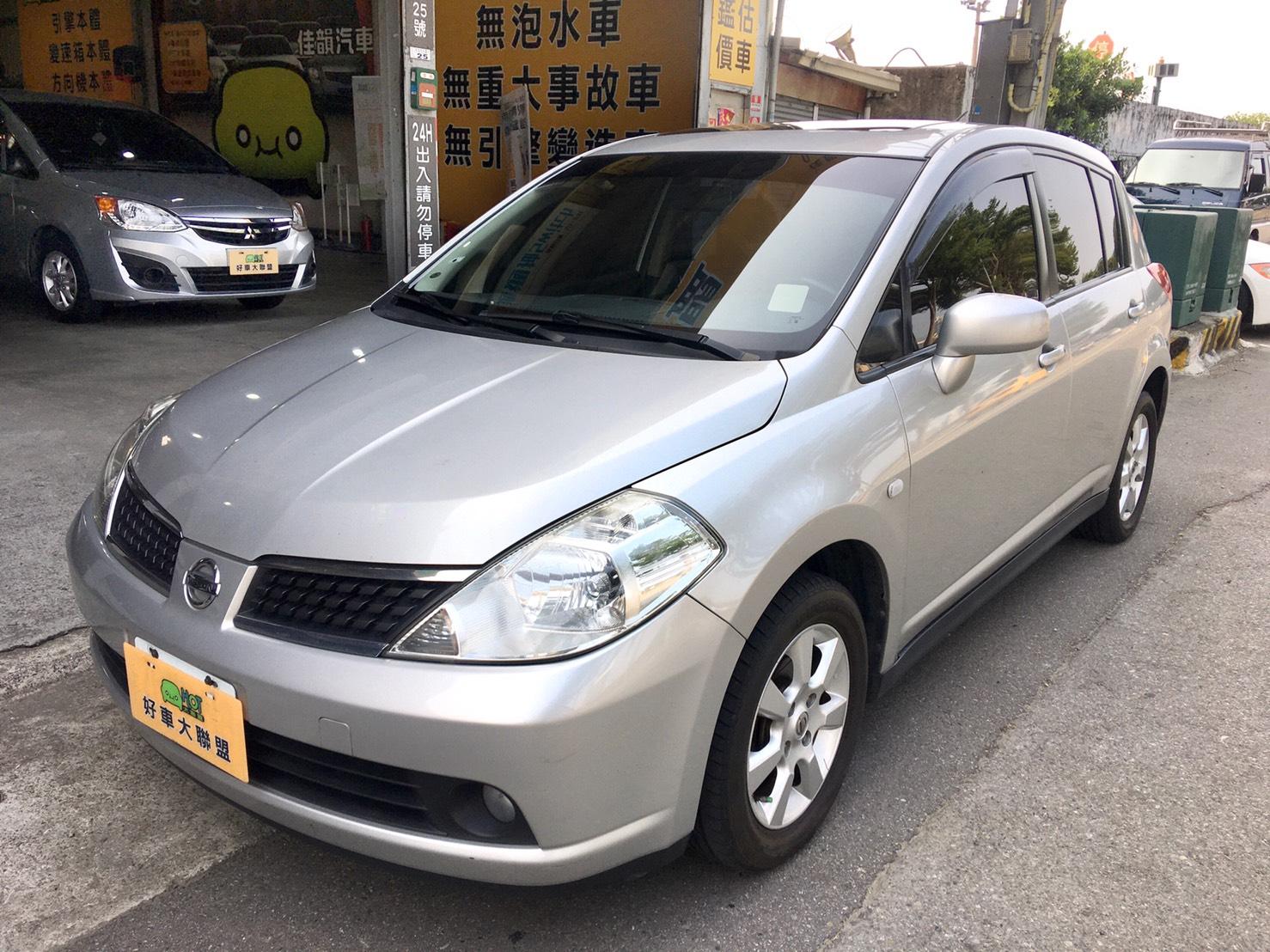 2007 Nissan 日產 Tiida