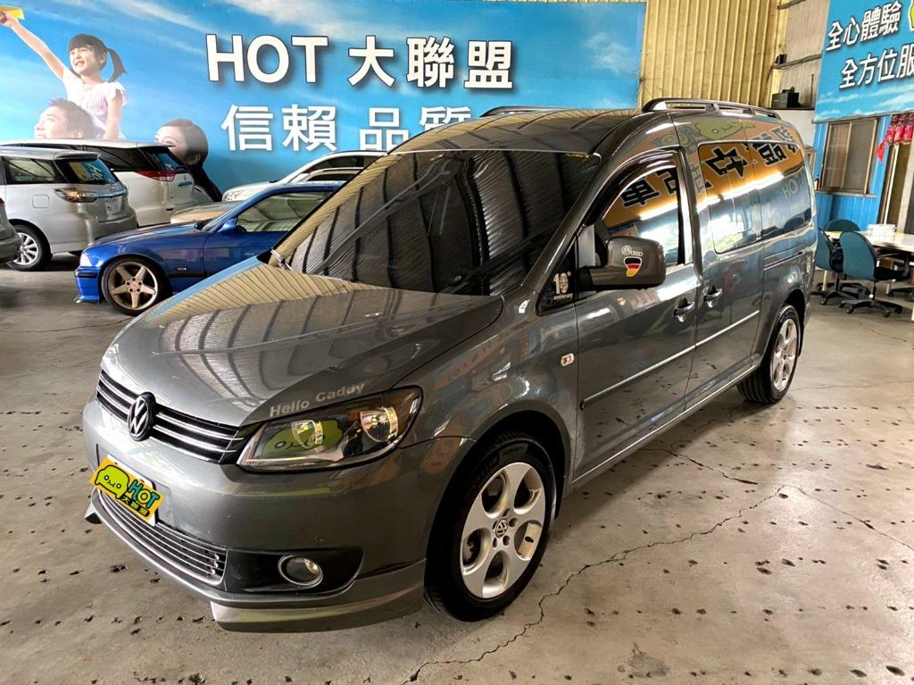2010 Volkswagen 福斯 Caddy