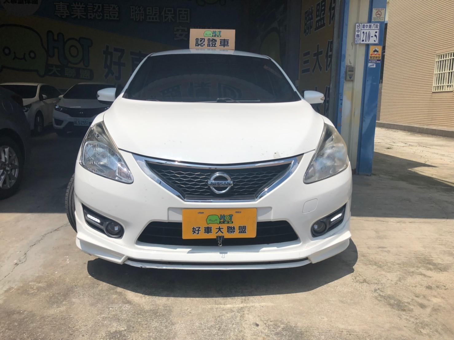 2014 Nissan 日產 Tiida
