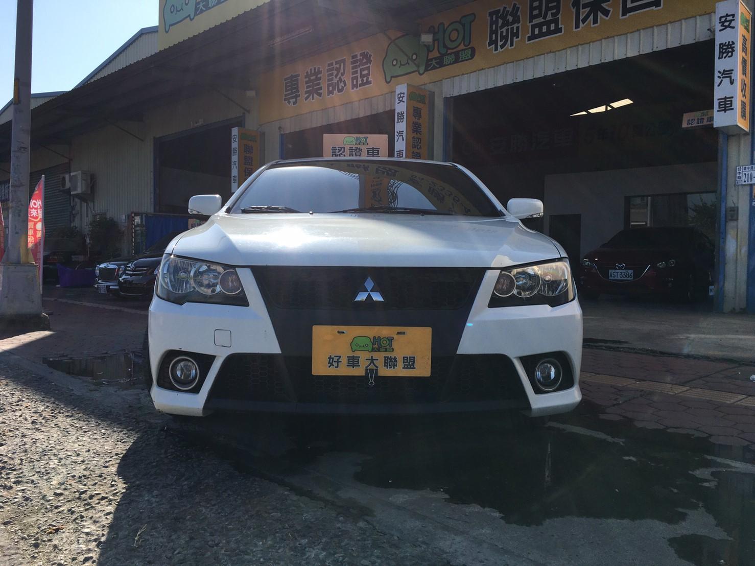 2012 Mitsubishi 三菱 Lancer fortis