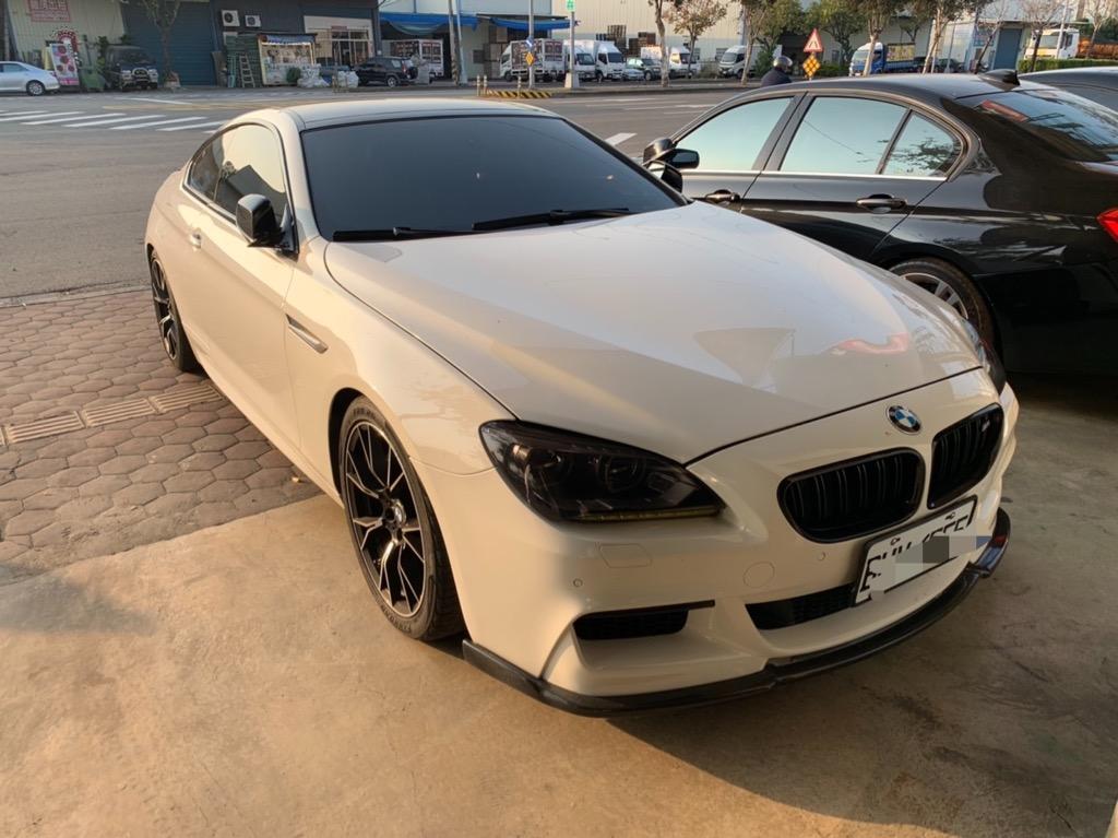 2011 BMW 寶馬 6-Series Coupe